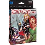 Sällskapsspel Cryptozoic DC Comics Deck Building Game: Crossover Pack 6 Birds of Prey