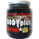 Kosttillskott Nutrisport Bodyplus Vanilla 850g