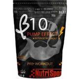 Kosttillskott Nutrisport B10 Pump Effect Strawberry 500g