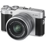 Fujifilm X-A5 + XC 15-45mm F3.5-5.6 OIS PZ