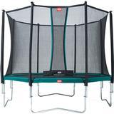 Studsmatta Berg Favorit 380cm + Safety Net Comfort