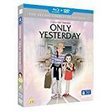Yesterday Filmer Only Yesterday [Doubleplay] [Blu-ray] [2016]