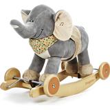 Teddykompaniet Dinglisar Gungdjur Elefant