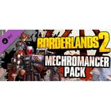 Mac-spel Borderlands 2: Mechromancer Pack