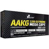 Behovsanpassade tillskott Olimp Sports Nutrition AAKG Extreme Mega Caps 120 st