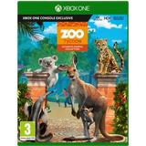 Zoo tycoon Xbox One-spel Zoo Tycoon: Ultimate Animal Collection