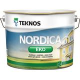Teknos Nordica EKO Träfärger Vit 9L