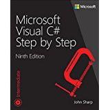 Microsoft visual c# step by step Böcker Microsoft Visual C# Step by Step (Developer Reference)