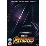 Avengers: Infinity War DVD-filmer Avengers Infinity War [DVD] [2018]