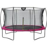 Studsmatta Exit Silhouette Trampoline 305cm + Safety Net