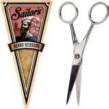 Saxar Sailors Beard Co Beard Scissor 13cm