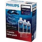 Rengöring för rakapparater Philips Jet Clean Solution HQ203 3x300ml