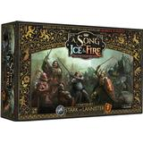 Sällskapsspel CMON A Song of Ice & Fire: Tabletop Miniatures Game Stark vs Lannister Starter Set