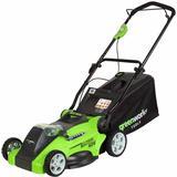 Greenworks G40LM41 Batteridriven gräsklippare