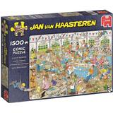 Jumbo Jan Van Haasteren Baktävling 1500 Bitar