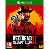 Xbox One-spel Red Dead Redemption II