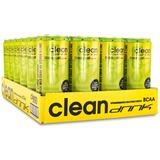 Clean Drink Citron Lime 330ml 24 st