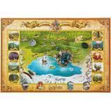 4D-pussel Harry Potter Hogwarts 4D Puzzle 543 Pieces