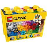 Lego Lego Stor Fantasiklosslåda 10698