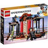 Lego Overwatch Hanzo vs Genji 75971