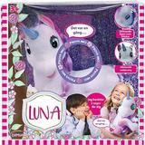 Luna Unicorn Storyteller