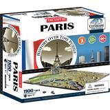 4D-pussel 4D Cityscape The City of Paris 1100 Pieces