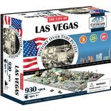 4D-pussel 4D Cityscape The City of Las Vegas 930 Pieces