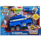 Spin Master Paw Patrol Ultimate Police Cruiser