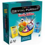 Sällskapsspel Hasbro Trivial Pursuit Family