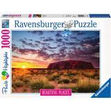 Pussel Ravensburger Ayers Rock Australia 1000 Pieces