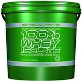 Protein Scitec Nutrition 100% Whey Isolate Chocolate 4kg