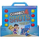 Sällskapsspel Hasbro Connect 4: Shots