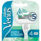 Rakblad & Rakbladskassetter Gillette Venus Extra Smooth Sensitive 4-pack