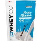Kosttillskott Bodylab Whey 100 Vanilla Milkshake 1kg 1 st