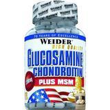 Kosttillskott Weider Glucosamine Chondroitin Plus MSM 120 st