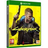 Xbox One-spel Cyberpunk 2077