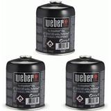 Gasflaskor Weber Disposable Gas Bottle 445g Fylld flaska