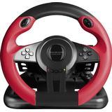 Spelkontroller Speed-Link Trailblazer Gaming Steering Wheel - Black/Red