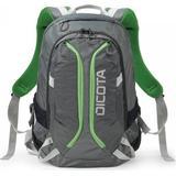 """Ryggsäckar Dicota Backpack Active 15.6"""" - Gray/Lime"""