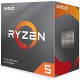 Processorer AMD Ryzen 5 3600 3.6GHz Socket AM4 Box