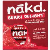 Bars Nakd Berry Delight 4x35g 4 st
