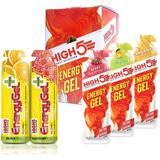 Kosttillskott High5 EnergyGel Mix Plus 20 st