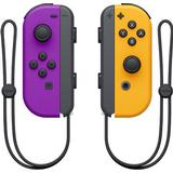 Nintendo switch joy con kontroller par Spelkontroller Nintendo Switch Joy-Con Pair - Purple/Orange