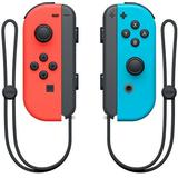 Nintendo switch joy con kontroller par Spelkontroller Nintendo Switch Joy-Con Pair - Red/Blue