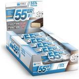 Bars Frey Nutrition Protein Bar Cookies & Cream 50g 20 st