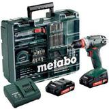 Borrmaskin på rea Metabo BS 18 LTX Quick Set (602217880) (2x2.0Ah)