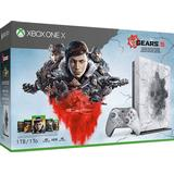 Microsoft Xbox One X 1TB - Gears 5 Limited Edition Bundle