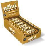 Bars Nakd Peanut Delight 35g 18 st