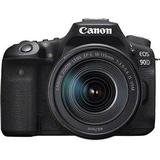 Spegellös systemkamera Canon EOS 90D + 18-135mm IS USM