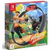 Nintendo Switch-spel Ring Fit Adventure